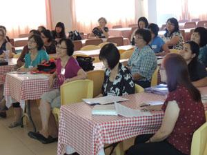 North Women Day CBSI Class